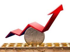 12月26日人民币兑美元中间价报6.5416 升值267个基点